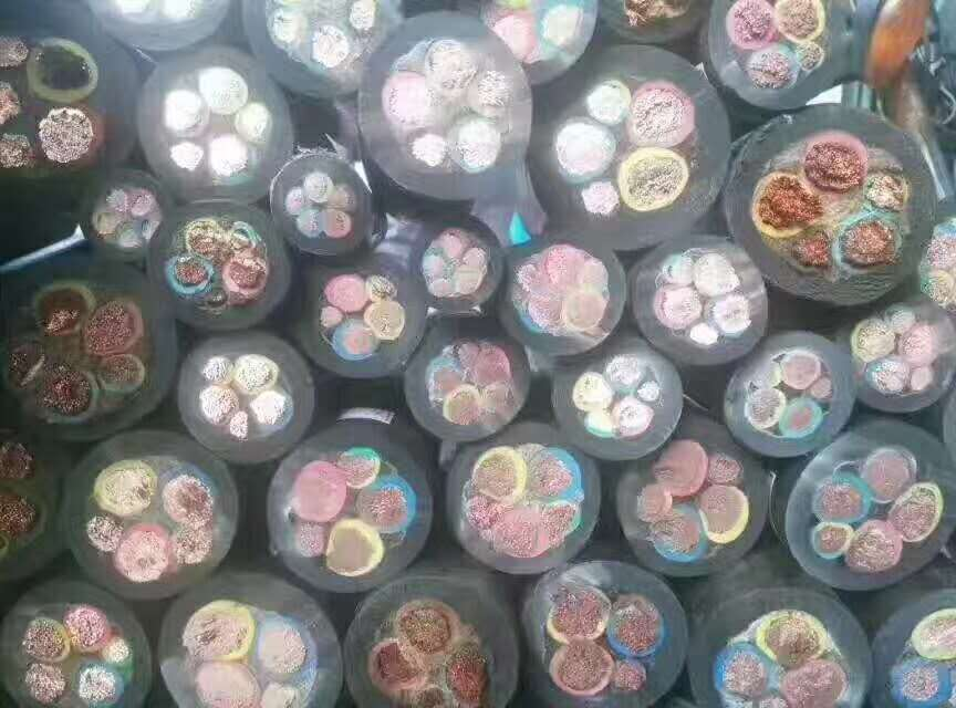橡套电缆生产