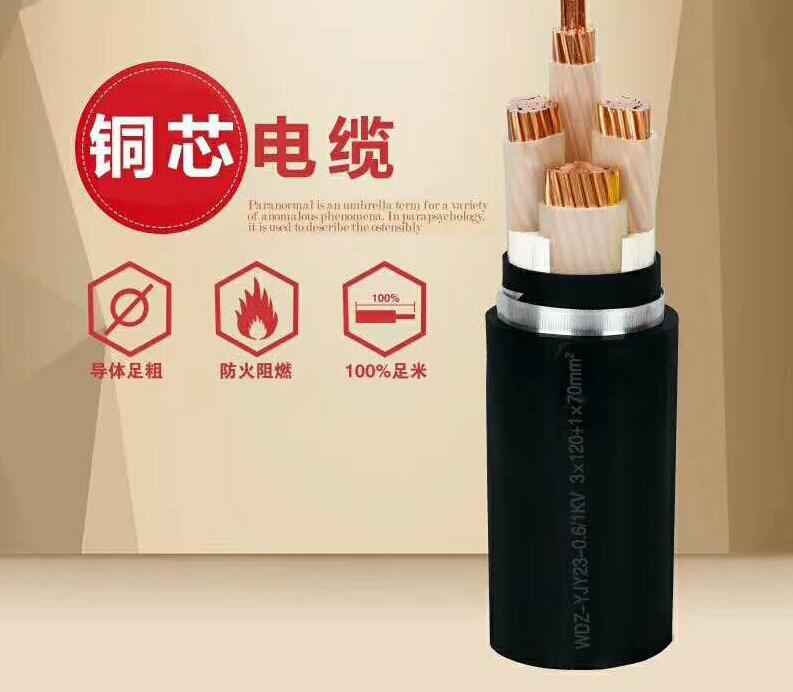 西安电力电缆做工细致 质量有保障