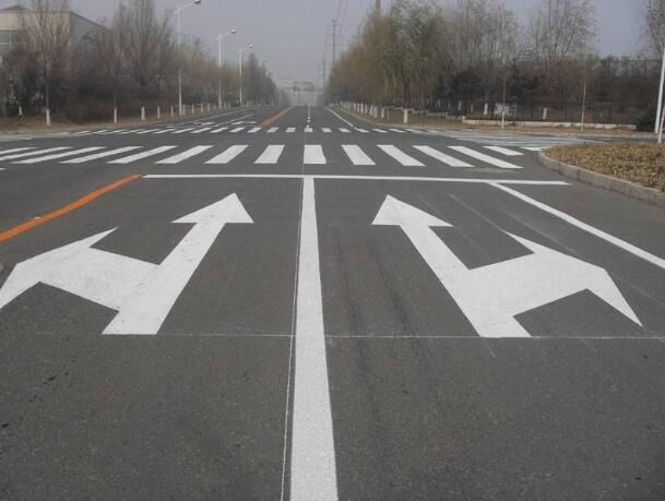 河南道路划线工程