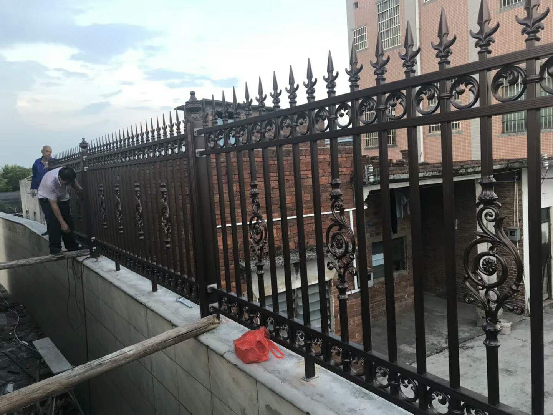 绵阳铝艺围栏