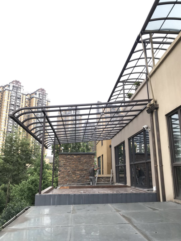 四川铝合金雨棚