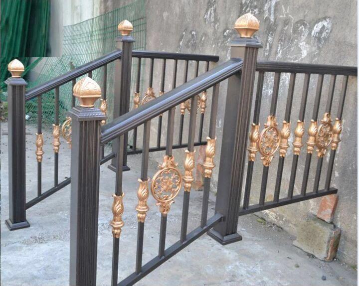 四川铝合金栏杆