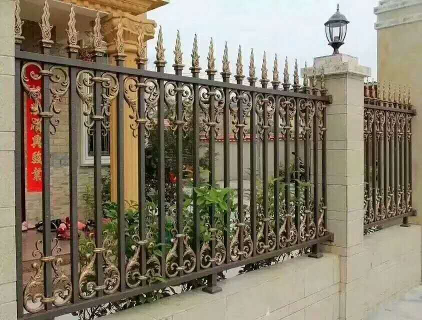四川铝艺围栏