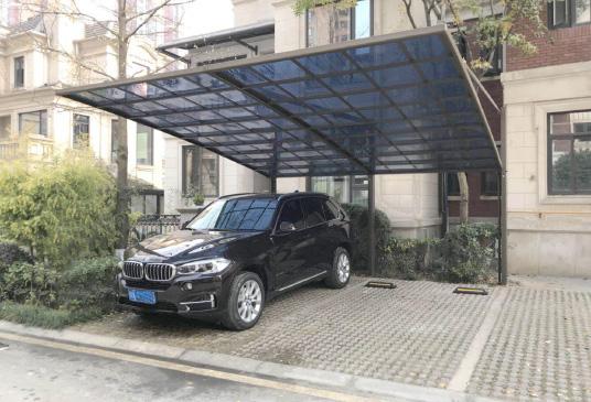 自贡铝合金车棚