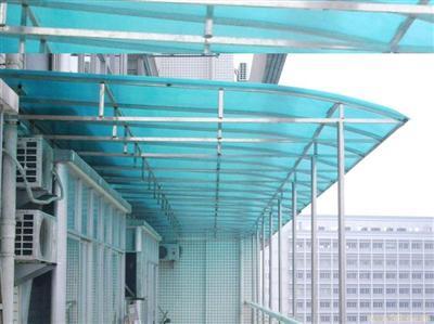 玻璃钢雨棚