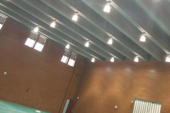 四川体育场馆灯客户见证