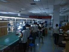 四川特種照明燈組裝空間