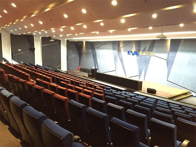 億和精密工業控股有限公司多功能廳LED燈光工程項目