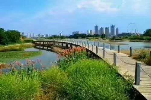 汉中市一江两岸项目