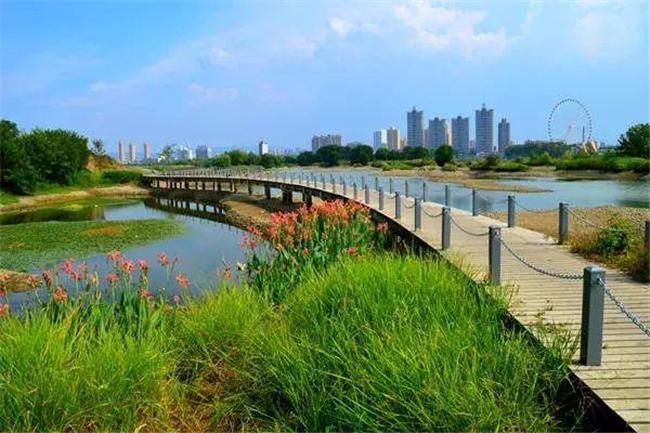 汉中市一江两岸案例