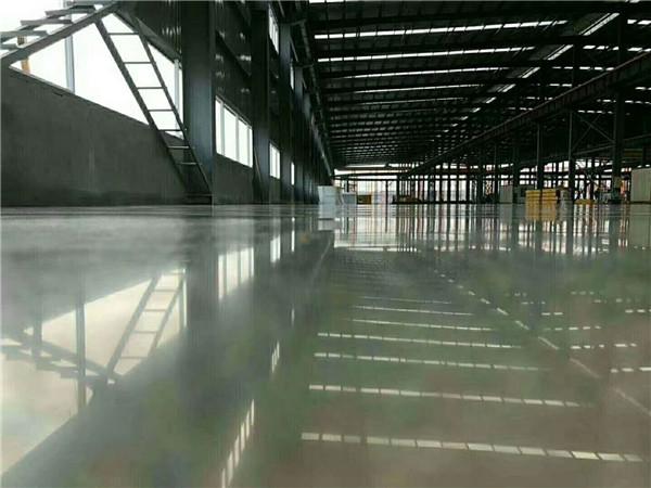 西安車庫地坪施工