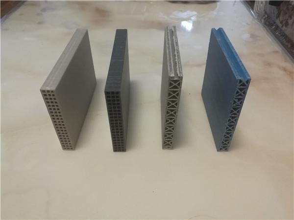 中空桥梁建筑模板