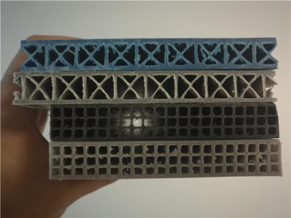 西安中空塑料建筑模板