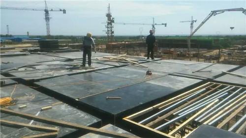 西安中空板梁建筑模安装施工