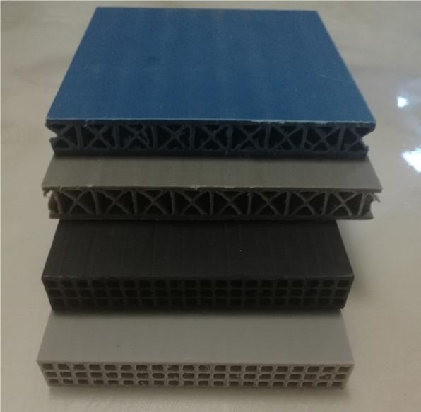 西安中空塑料复合模板