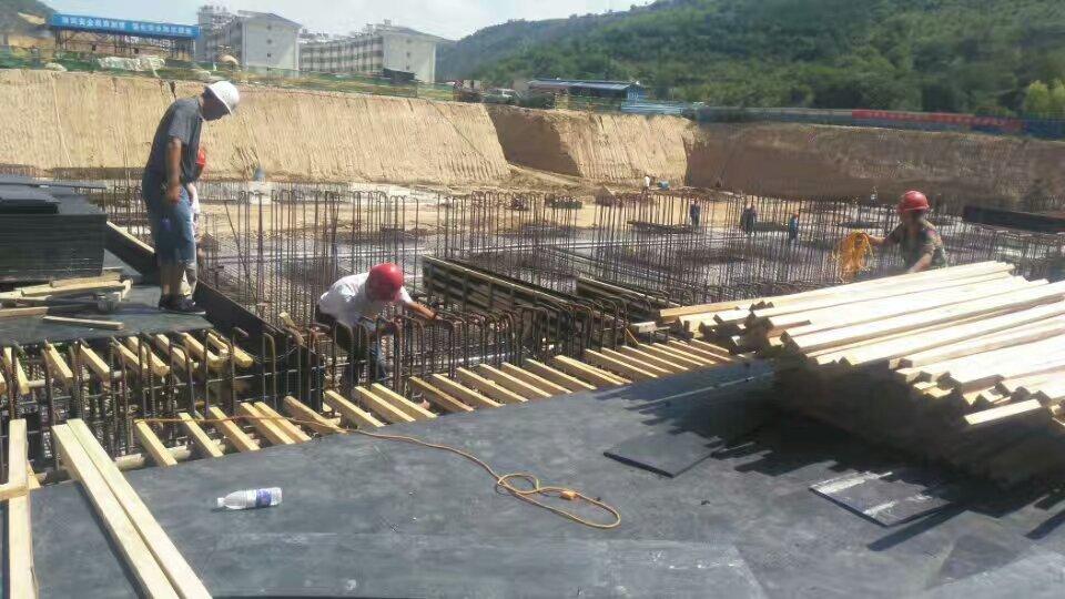 西安中空塑料建筑模板施工
