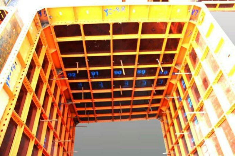 中空塑料建筑模板