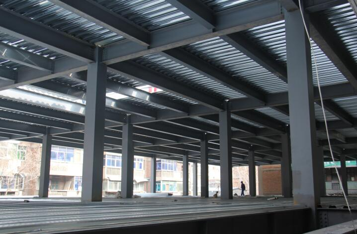 西安钢结构工程