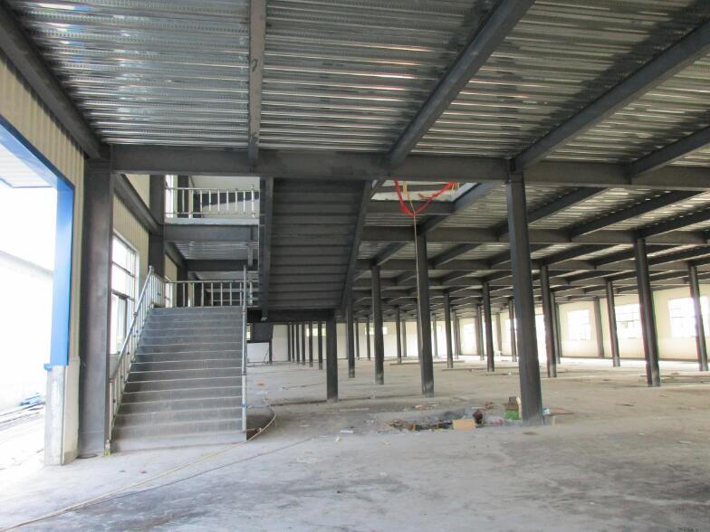 西安钢结构厂房工程
