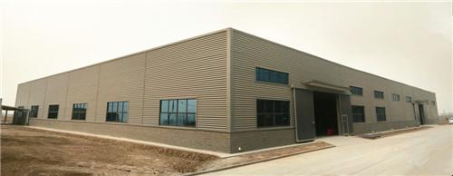 西安福乐床垫有限公司厂房钢结构二期工程