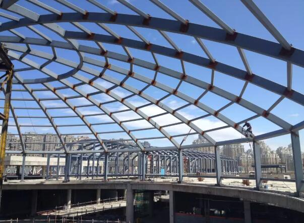 【钢构知识】大跨度钢结构工程设计与施工详解