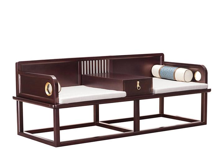 西安新中式家具罗汉床