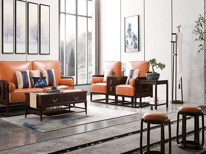 在冬天怎么保养新中式家具?