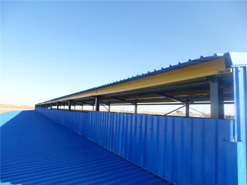 西安力隆建材有限公司-生产厂房