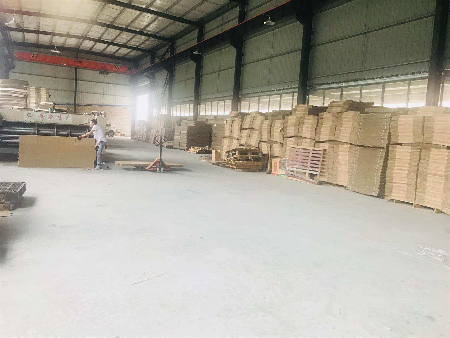 四川纸箱包装厂区展示