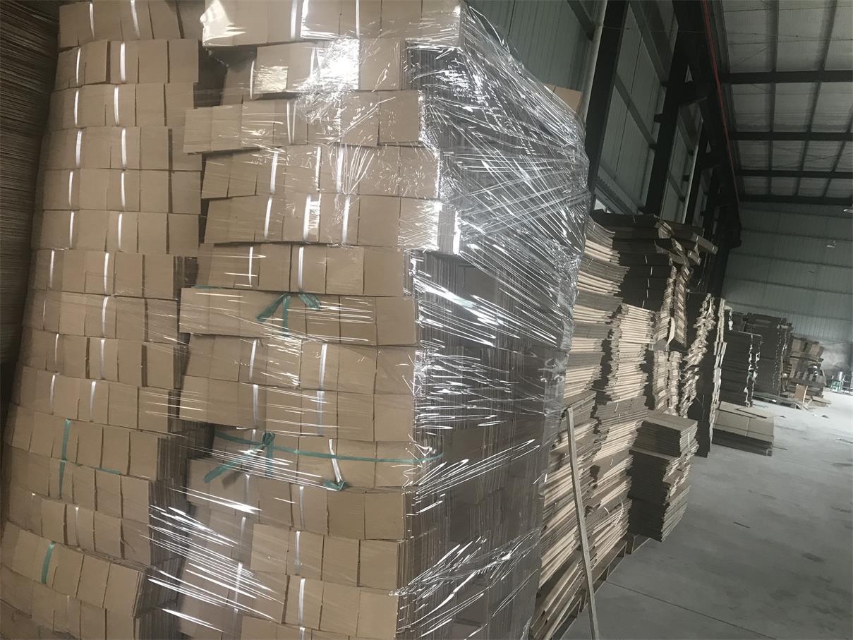 四川纸箱包装案例