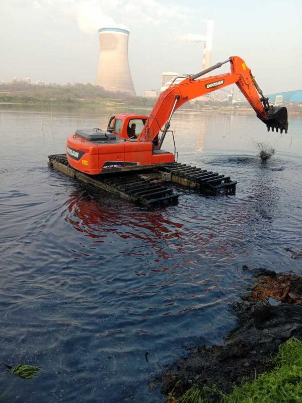 广州水陆两用挖机厂家
