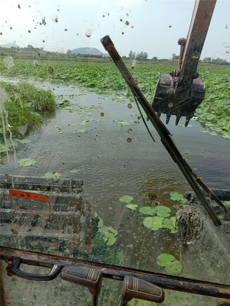 水陆挖机出租