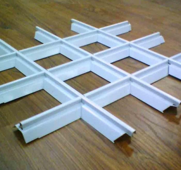 白色塑料格柵案例展示