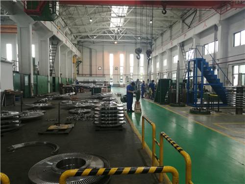 河南生物柴油工程厂家的工厂一角