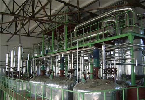 河南生物柴油工程安装