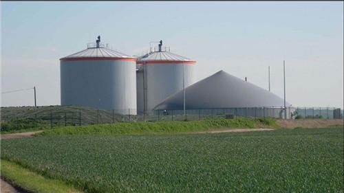 河南生物沼气工程价格-干式厌氧发酵沼气生产设备