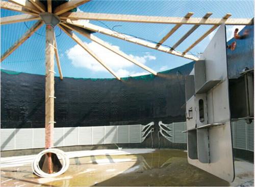 河南生物沼气工程厂家-塞流式厌氧发酵沼气生产设备