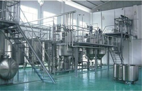 河南生物科技工程之废弃烟叶有效成份提取工程