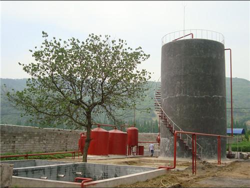 河南生物沼气工程价格