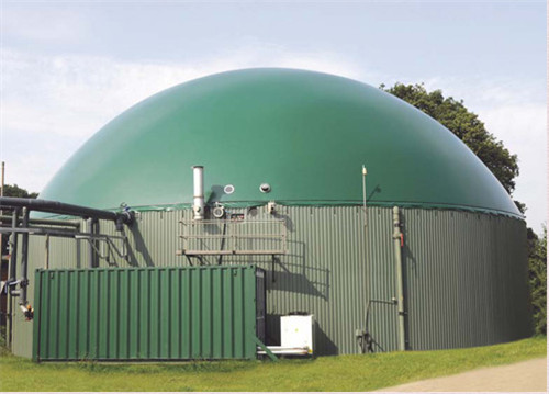 河南生物沼气工程-塞流式厌氧发酵沼气生产设备