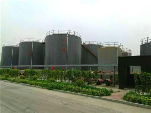 河南生物柴油工程之安装调试