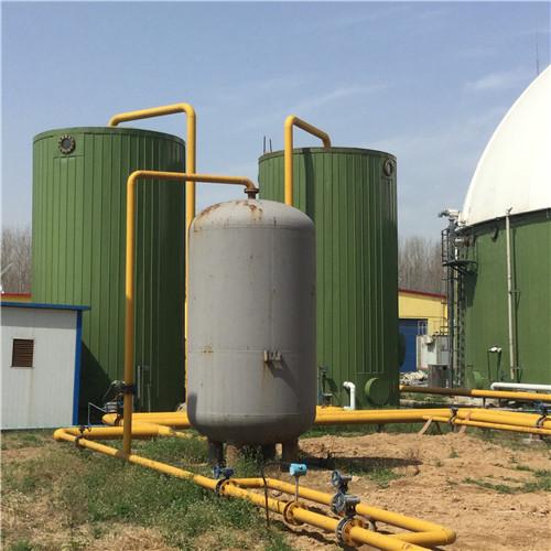 生物沼气工程