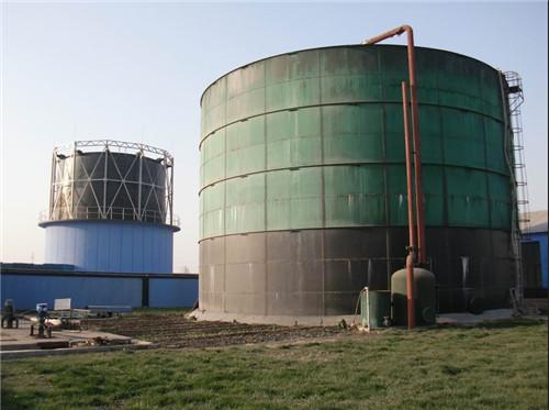 河南生物沼气工程