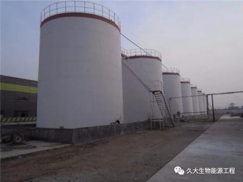 商丘亚太生物柴油项目顺利竣工投产!