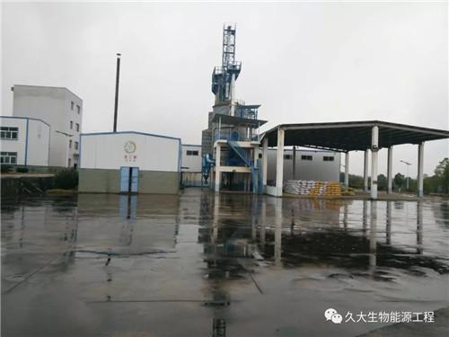 河北动植物油脂工程安装
