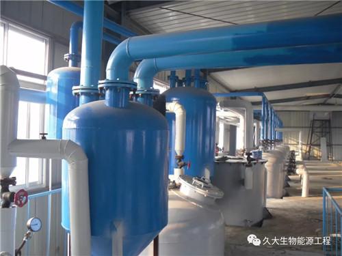 河南动植物油脂工程安装调试