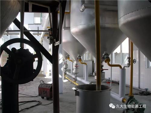 河南动植物油脂工程