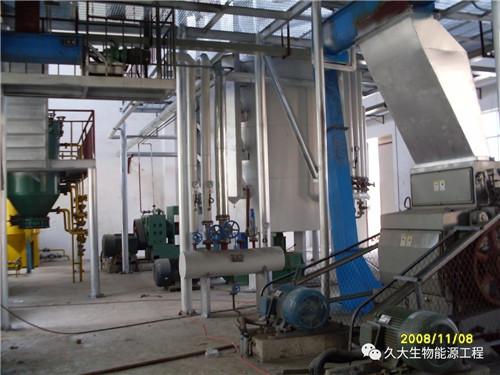 天津福港棉业的棉籽油项目概况