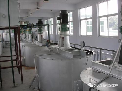 河南动植物油脂工程调试