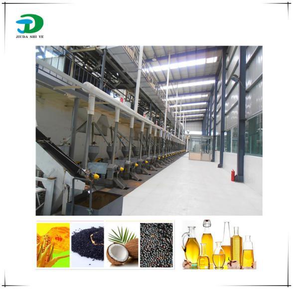 葡萄籽油加工成套设备制油工艺